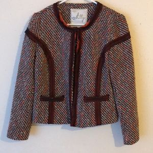 Milly New York Tweeds Jacket